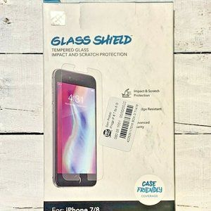 Zagg iFrogz Glass Shield for Apple iPhone 7/8